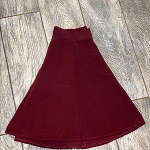 Brandy Melville Mini Skater Skirt
